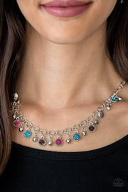 Paparazzi City Couture Multi Necklace - Glitzygals5dollarbling Paparazzi Boutique