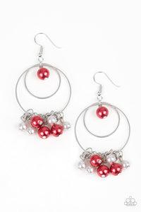 Paparazzi New York Attraction Multi Earring