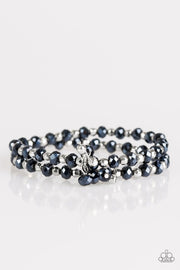 "Paparazzi ""Sink or Shimmer"" Blue Bracelet - Glitzygals5dollarbling Paparazzi Boutique"