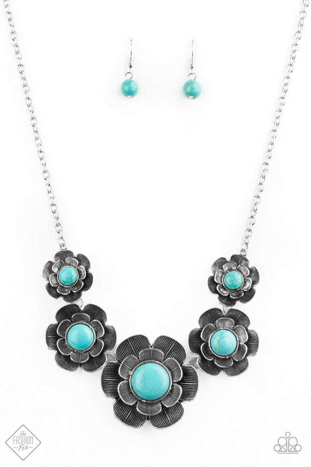 Paparazzi Bountiful Badlands Necklace Fashion Fix Exclusive - Glitzygals5dollarbling Paparazzi Boutique