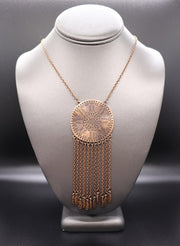 PAPARAZZI NATURE'S MELODY - COPPER Necklace