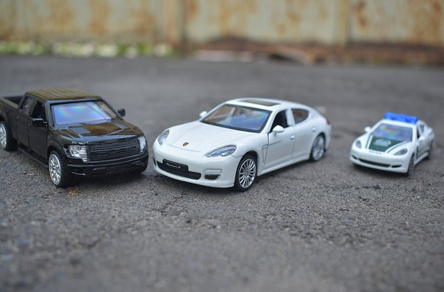 Diecast Cars Guide