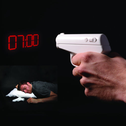 Secret Agent Alarm Clock | Cookie Jar - Home of the Coolest Gifts, Toys & Collectables