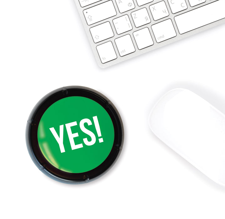 The Yes! Button | Cookie Jar - Home of the Coolest Gifts, Toys & Collectables