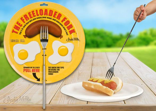 Archie McPhee - The Freeloader Fork | Cookie Jar - Home of the Coolest Gifts, Toys & Collectables