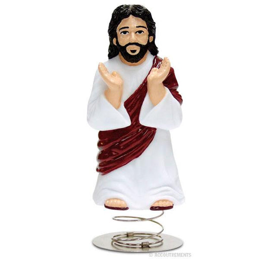 Archie McPhee - Dashboard Jesus | Cookie Jar - Home of the Coolest Gifts, Toys & Collectables