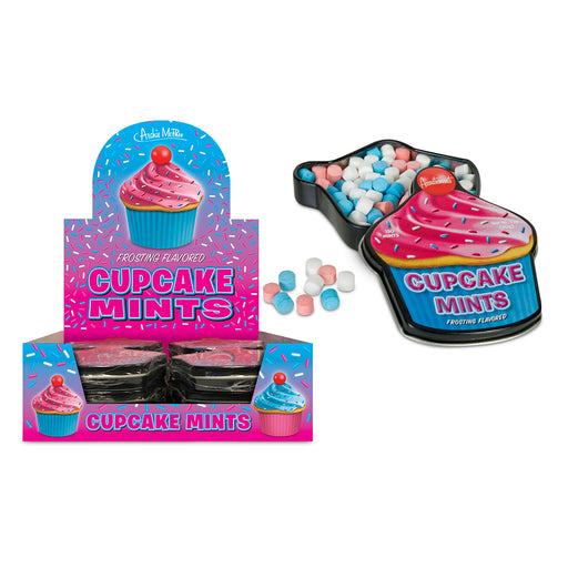 Archie McPhee - Cupcake Mints | Cookie Jar - Home of the Coolest Gifts, Toys & Collectables