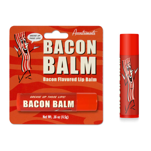 Archie McPhee -  Bacon Flavoured Lip Balm | Cookie Jar - Home of the Coolest Gifts, Toys & Collectables