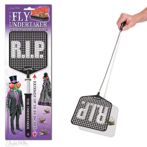 Archie McPhee - The Fly Undertaker | Cookie Jar - Home of the Coolest Gifts, Toys & Collectables