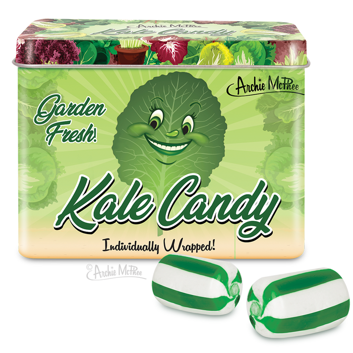 Archie McPhee - Kale Candy