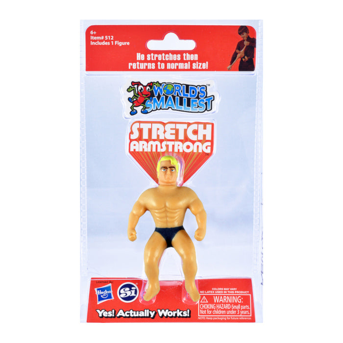 World's Smallest Stetch Armstrong | Cookie Jar - Home of the Coolest Gifts, Toys & Collectables