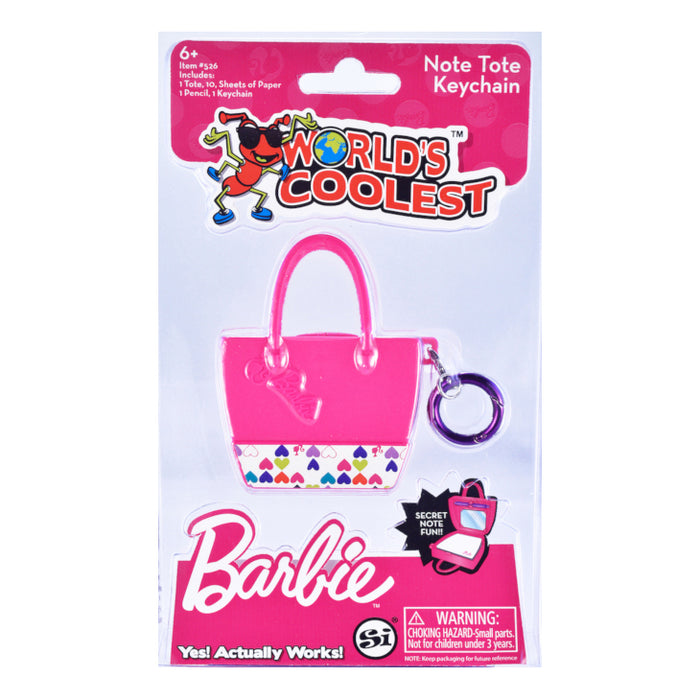 World's Smallest Barbie Dress-Up Keychain | Cookie Jar - Home of the Coolest Gifts, Toys & Collectables