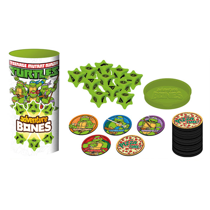 TMNT Adventure Bones Game | Cookie Jar - Home of the Coolest Gifts, Toys & Collectables