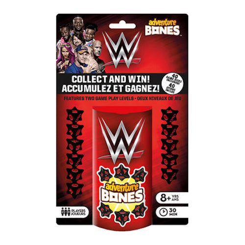 WWE Adventure Bones Game | Cookie Jar - Home of the Coolest Gifts, Toys & Collectables