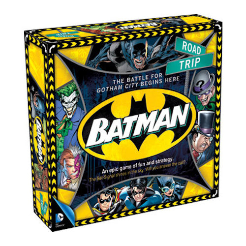 DC Comics Batman Road Trip Board Game | Cookie Jar - Home of the Coolest Gifts, Toys & Collectables
