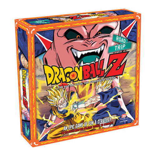 Dragon Ball Z Road Trip Board Game | Cookie Jar - Home of the Coolest Gifts, Toys & Collectables