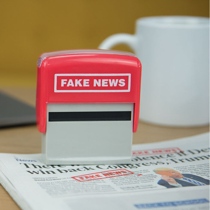 Bubblegum Stuff - Fake News Stamp