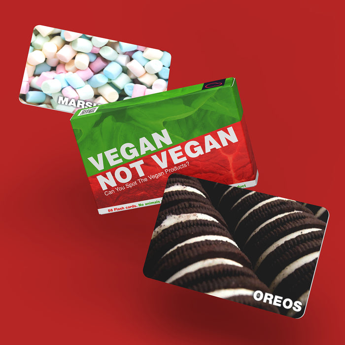 Bubblegum Stuff - Vegan Not Vegan