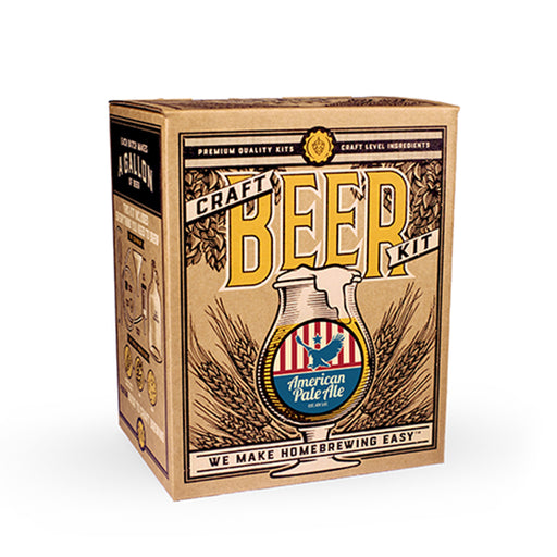 Craft A Brew - American Pale Ale Beer Kit | Cookie Jar - Home of the Coolest Gifts, Toys & Collectables
