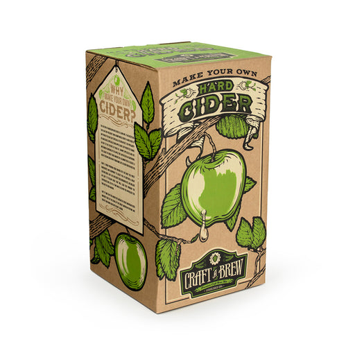 Craft A Brew - Hard Cider Kit | Cookie Jar - Home of the Coolest Gifts, Toys & Collectables