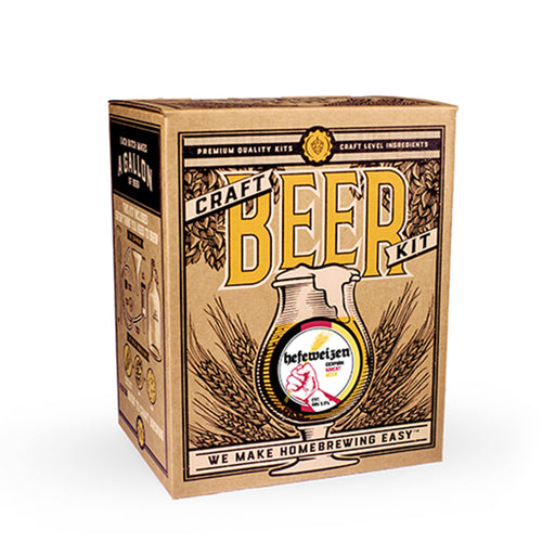 Craft A Brew - Hefeweizen Beer Kit | Cookie Jar - Home of the Coolest Gifts, Toys & Collectables