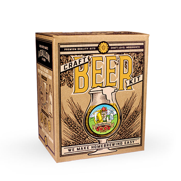 Craft A Brew - Oktoberfest Beer Kit | Cookie Jar - Home of the Coolest Gifts, Toys & Collectables