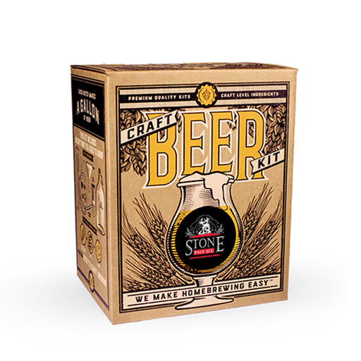 Craft A Brew - Stone Pale Ale Beer Kit | Cookie Jar - Home of the Coolest Gifts, Toys & Collectables