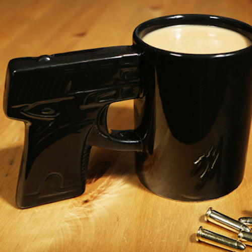 BigMouth Gun Mug | Cookie Jar - Home of the Coolest Gifts, Toys & Collectables