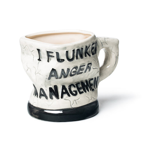 BigMouth Anger Management Mug | Cookie Jar - Home of the Coolest Gifts, Toys & Collectables