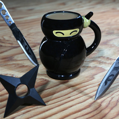 BigMouth Ninja Mug | Cookie Jar - Home of the Coolest Gifts, Toys & Collectables
