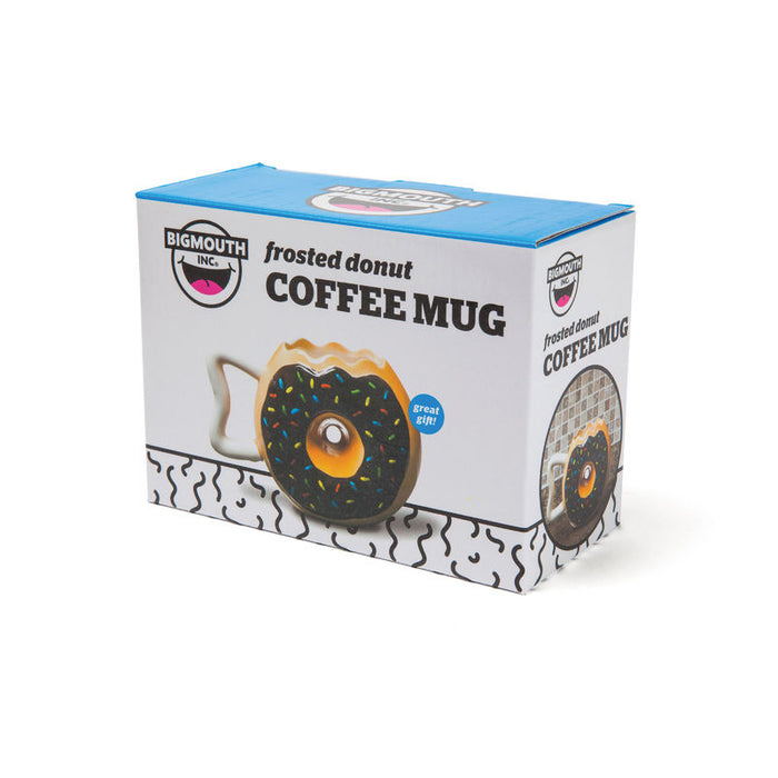 BigMouth Donut Mug | Cookie Jar - Home of the Coolest Gifts, Toys & Collectables