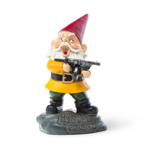 BigMouth Angry Little Garden Gnome | Cookie Jar - Home of the Coolest Gifts, Toys & Collectables