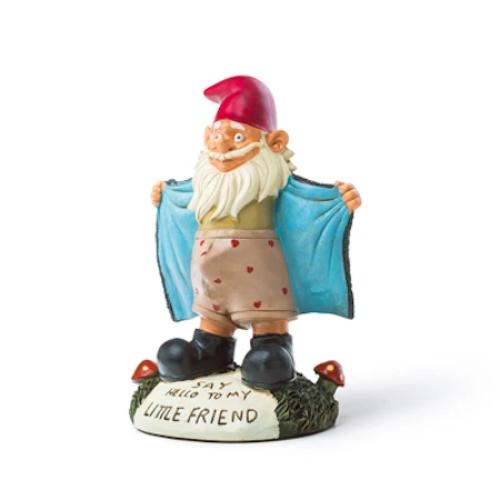 BigMouth Perverted Garden Gnome | Cookie Jar - Home of the Coolest Gifts, Toys & Collectables