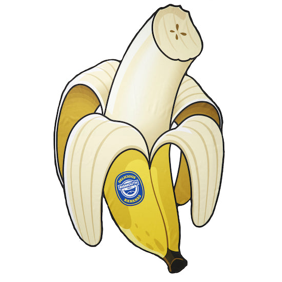 BigMouth Gigantic Banana Beach Blanket | Cookie Jar - Home of the Coolest Gifts, Toys & Collectables