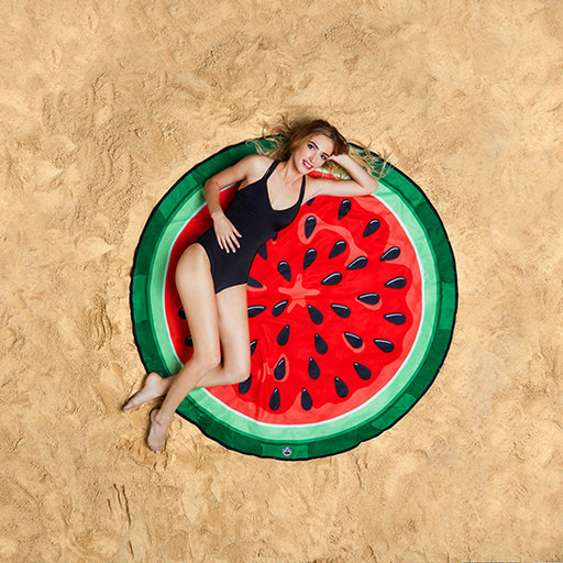 BigMouth Gigantic Watermelon Beach Blanket | Cookie Jar - Home of the Coolest Gifts, Toys & Collectables