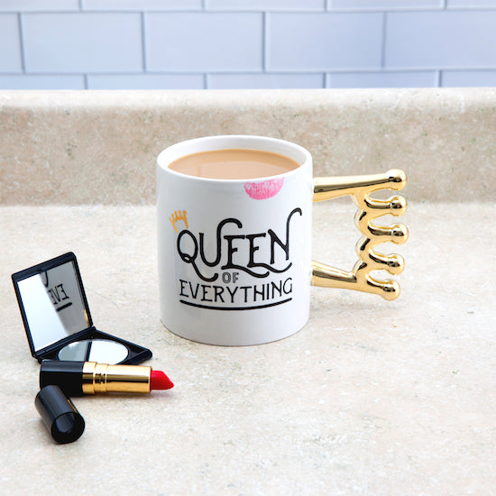 BigMouth Queen of Everything Mug | Cookie Jar - Home of the Coolest Gifts, Toys & Collectables