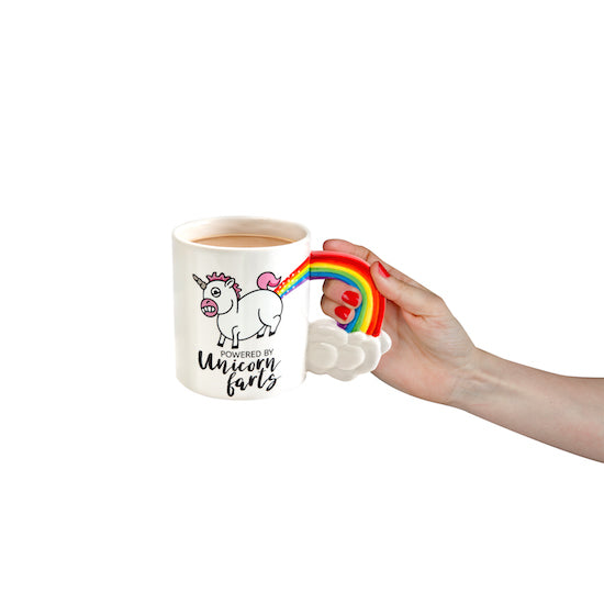 BigMouth Unicorn Farts Mug | Cookie Jar - Home of the Coolest Gifts, Toys & Collectables
