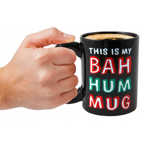 BigMouth - Bah-Hum-Mug | Cookie Jar - Home of the Coolest Gifts, Toys & Collectables