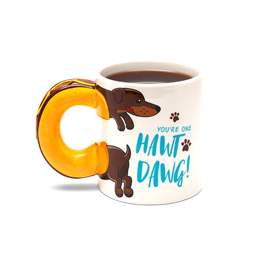 BigMouth - The Hawt Dawg Coffee Mug | Cookie Jar - Home of the Coolest Gifts, Toys & Collectables