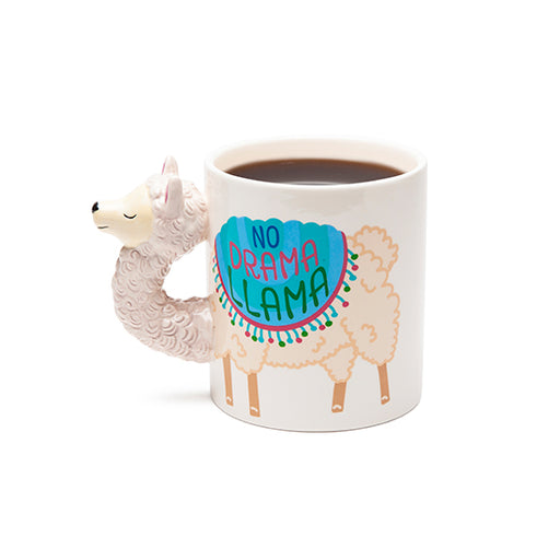BigMouth No Drama Llama Mug | Cookie Jar - Home of the Coolest Gifts, Toys & Collectables