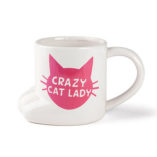 Bigmouth Crazy Cat Lady Mug | Cookie Jar - Home of the Coolest Gifts, Toys & Collectables