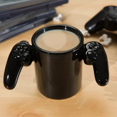 BigMouth Game Over Controller Mug | Cookie Jar - Home of the Coolest Gifts, Toys & Collectables