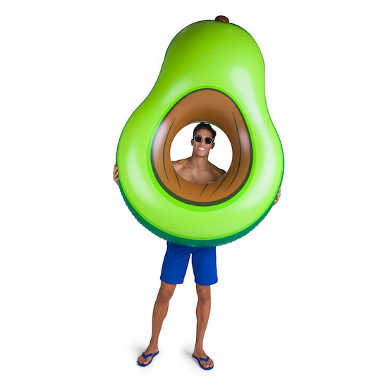 BigMouth Inc Giant Avocado Pool Float | Cookie Jar - Home of the Coolest Gifts, Toys & Collectables