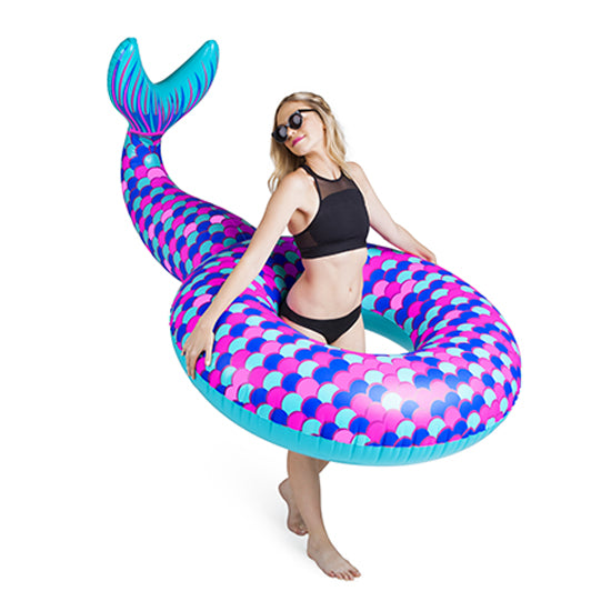 BigMouth Giant Mermaid Tail Pool Float | Cookie Jar - Home of the Coolest Gifts, Toys & Collectables