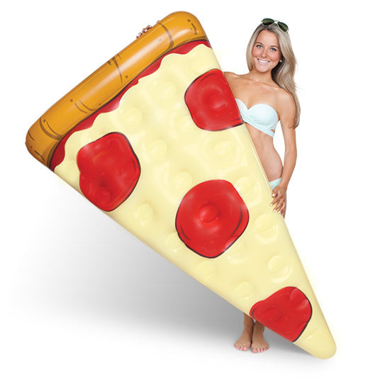 BigMouth Giant Pizza Slice Pool Float | Cookie Jar - Home of the Coolest Gifts, Toys & Collectables