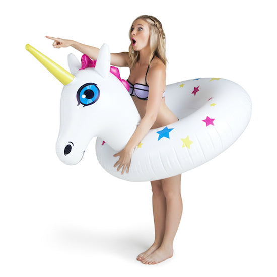 BigMouth Giant Unicorn Pool Float | Cookie Jar - Home of the Coolest Gifts, Toys & Collectables