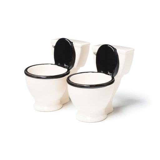 BigMouth - The Toilet Shot Glass Set | Cookie Jar - Home of the Coolest Gifts, Toys & Collectables