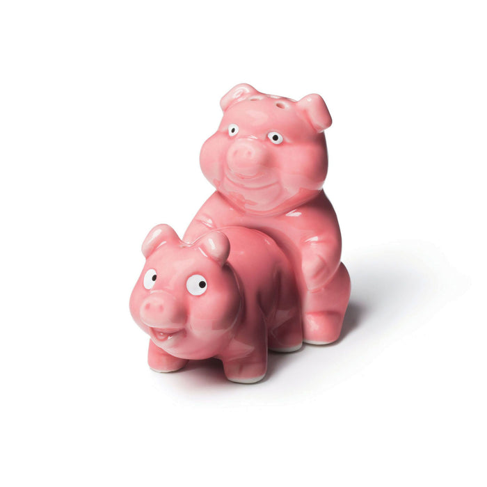 BigMouth - Naughty Pigs Salt & Pepper Shaker Set | Cookie Jar - Home of the Coolest Gifts, Toys & Collectables