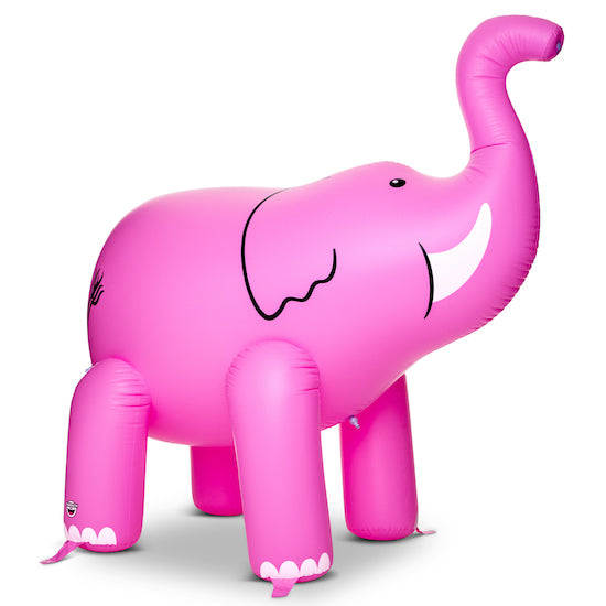 BigMouth - Ginormous Pink Elephant Yard Sprinkler | Cookie Jar - Home of the Coolest Gifts, Toys & Collectables