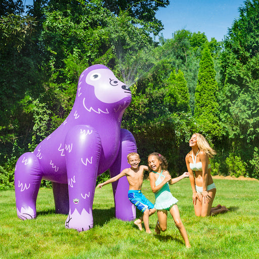 BigMouth - Ginormous Ape Yard Sprinkler | Cookie Jar - Home of the Coolest Gifts, Toys & Collectables